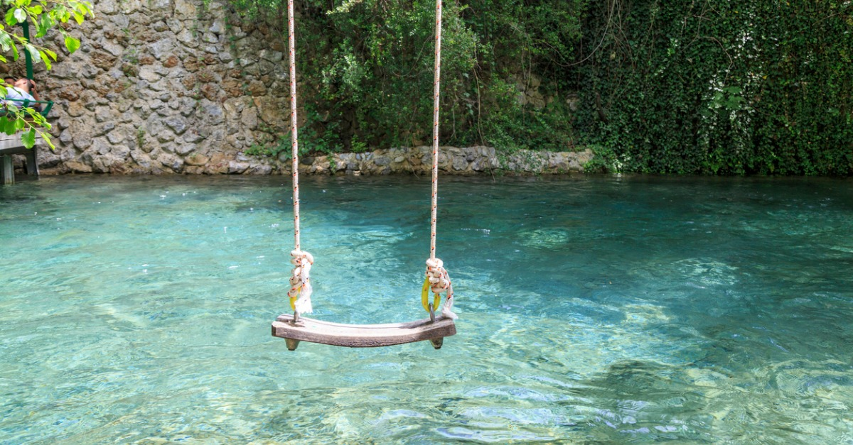 Yuvarlak Creek Swing